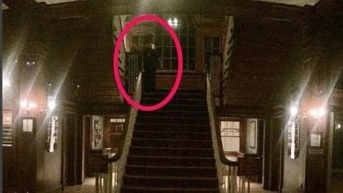 ¿Fantasma en el Stanley Hotel?
