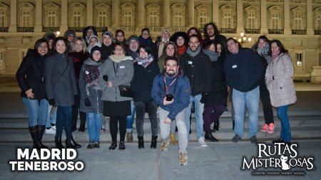 Madrid misterioso, madrid tenebroso