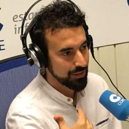 Alvaro Matin, ecos de lo remoto, madrid misterioso, cope, radio, entrevista