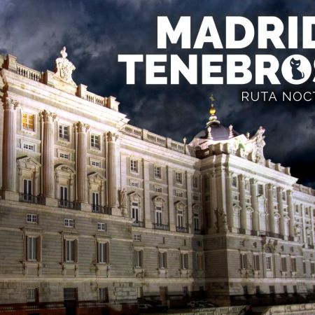 Madrid tenebroso, rutas misteriosas, Álvaro Martín