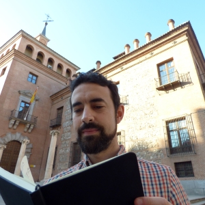 Álvaro Martín, casa de las Siete Chimeneas, madrid misterioso, madrid tenebroso, enigmas y misterios de Madrid