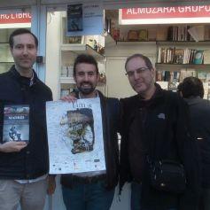 Con Pablo Villarrubia y José Alberto